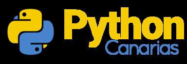 Logo Python Canarias