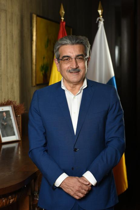 Román Rodríguez (Vicepresidente del Gobierno de Canarias)